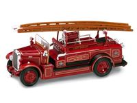 Picture of Yat Ming - YatMing  camion pompieri 1934 Leyland FK1 Fire Engine Rosso 43009