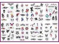 Immagine di STENCILBOOK 01-100 disegni formato A4 riutirizzabile