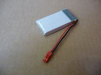 Picture of Batteria LIPO 1200 3,7 Volt mah 20C con connettore 5g4-z-21