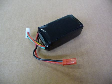 Picture of Batteria LIPO 850 mah 11.1 volt 20C ideale per radio