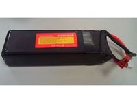 Picture of Batteria Lipo 5400 Mah 11.1 Volt 3S 30C / 55C