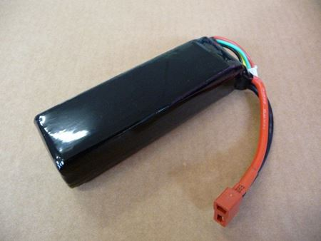 Picture of Batteria Lipo 2200 mah 7,4 volt  2S 30C  senza deans
