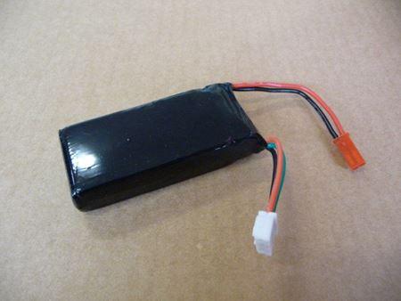 Picture of Batteria LIPO 850 Mah 7,4 Volt 2S 20C / 40C con Jst