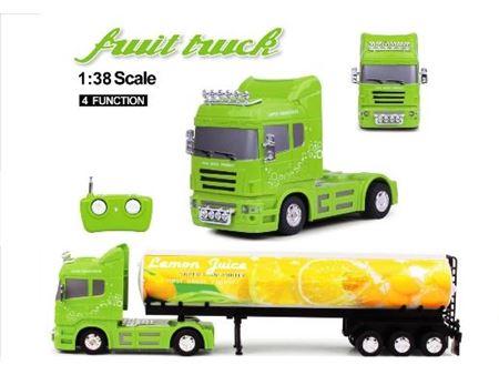 Immagine di Camion RC Fruit Truck Euro Limone