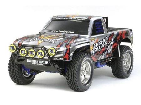 Immagine di Tamiya - rc DESERT FIELDER TA02T 4WD + 58537