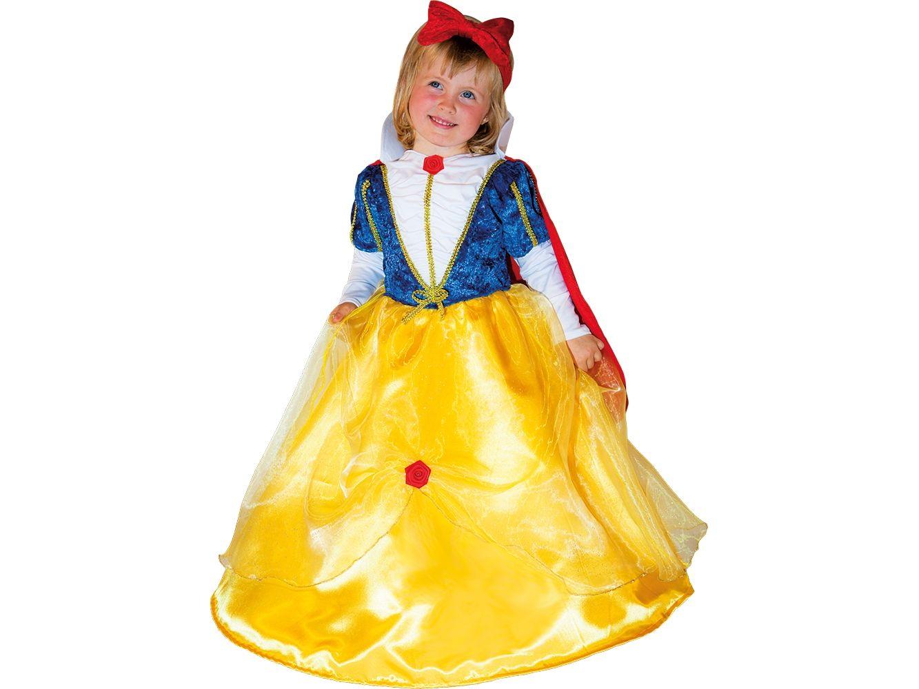 f9939e758345 Abbigliamento di moda, i vostri sogni: Biancaneve carnevale