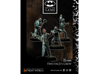 Picture of Knight Models TWO FACE`S CREW 35 mm. K35BAC026
