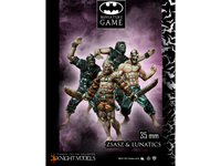 Immagine di Knight Models VICTOR ZSASZ & ARKHAM LUNATICS 35 mm. K35BAC032