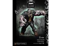 Picture of Knight Models SOLOMON GRUNDY 35 MM. K35DC007