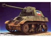 Immagine di Ding Hao Hobby - DING HAO  Hobby DH96001  Carro M3A3 Stuart with PAK 40 DH96001