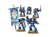 Immagine di Games workshop Squadra Comando Space Marine 48-17