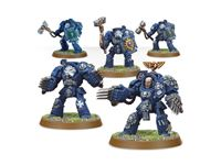 Immagine di Games workshop Squadra Assaltatrice di Space Marine Terminator 48-34