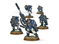 Immagine di Games workshop Space Marine Esploratori con fucili di precisione 48-29