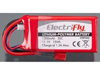 Immagine di ElectriFly by Great Planes - LiPo 11,1V 1300mAh 30C ElectriFly GPMP0840