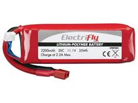 Immagine di ElectriFly by Great Planes - LiPo 11,1V 2200mAh 30C ElectriFly GPMP0861