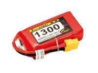 Immagine di RCS - Lipo Xell-Sport 11.1 1300MAH 3S 20C XT60 SAF08108XT60
