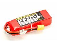 Picture of RCS - Lipo Xell-Sport 11.1 2200MAH 3S 30C XT60 SAF08116XT60