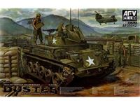 Picture of AFV Club 1:35 - M42a1 Duster Tank Late - AFV35042 AF35042