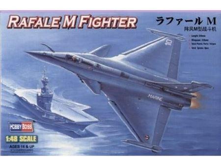 Immagine di HOBBYBOSS - 1/48  Hobby Boss 80319 - Kit modello Dassault Rafale M 80319