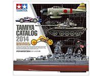 Immagine di Tamiya Catalogo a Colori 2014 TA64386