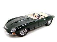 """Immagine di Auto Burago 1:18 JAGUAR """"E"""" CABRIOLET 1961 12046"""