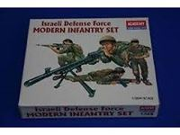 Immagine di ACADEMY Israel Defence Force Infantry  1:35 1368
