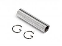 Picture of HPI Spinotto Biella piston pin and retainer 26 engine 28502 connecting rod 26 engine 28502 HB28472