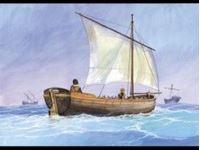 Immagine di Zvezda - 1/72 Medieval Life Boat 9033ZS