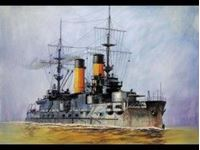 """Immagine di Zvezda - 1/350 Russian Battle Cruiser """"Borodino"""" 9027ZS"""