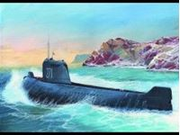 "Immagine di Zvezda - 1/350 K-19 Soviet Nuclear Submarine ""Hotel"" Class 9025ZS"