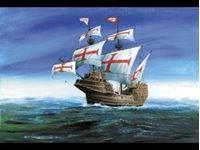 Immagine di Zvezda - 1/100 Conquistadores Ship XVI Cent.  Scale 9008ZS