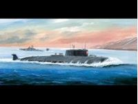 """Immagine di Zvezda - 1/350 Nuclear Submarine APL """"Kursk"""" 9007ZS"""