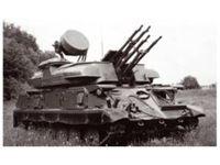 Immagine di Zvezda - 1/100 Soviet Anti-Aircraft Weapon System Shilka 7419ZS
