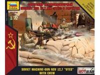 Immagine di Zvezda - 1/72 Soviet Machine gun Utes 7411ZS