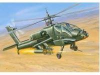 """Immagine di Zvezda - 1/144 AH-64 """"Apache"""" U.S.Attack Helicopter - NUOVO STAMPO 7408ZS"""