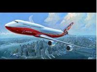 Immagine di Zvezda - 1/144 Boeing 747-8 7010ZS