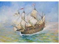"""Immagine di Zvezda - 1/350 Spanish ship """"San Martin"""" - NUOVO STAMPO 6502ZS"""