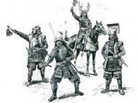 Immagine di Zvezda - 1/72 Samurai commanders 6411ZS