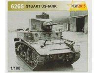 Immagine di Zvezda - 1/100 Stuart US-Tank 6265ZS