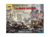 Immagine di Zvezda - Starter set Battle of Stalingrad (WareGames) 6260ZS