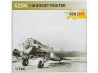 Immagine di Zvezda - 1/144 I-16 Soviet Fighter 6254ZS