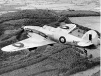 """Immagine di Zvezda - 1/144 British Fighter """"Hurricane Mk-1"""" 6173ZS"""