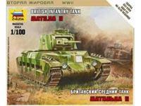 Immagine di Zvezda - 1/100 Matilda II 6171ZS