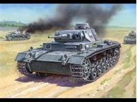 Immagine di Zvezda - 1/100 German Tank Panzer III 6119ZS
