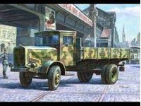 "Immagine di Zvezda - 1/35 German Truck L-4500 ""Einheitsfahrerhaus"" 3647ZS"