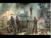 Immagine di Zvezda - 1/35 German Tank Crew WWII Late 3614ZS