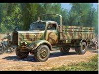 Immagine di Zvezda - 1/35 Mercedes Benz Truck 4500S 3596ZS