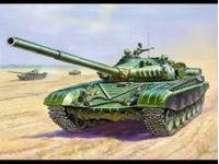Immagine di Zvezda - 1/35 T-72A Russian Main Battle Tank 3552ZS