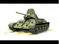 Immagine di Zvezda - 1/35 T-34/76 Soviet Tank Mod.1942 3535ZS