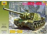 Immagine di Zvezda - 1/35 Soviet Tank destroyer ISU-122 3534ZS